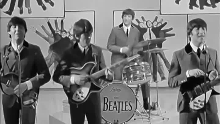 BEATLES(1964) ~ I Should Have Known Better (Official Music Video) HD