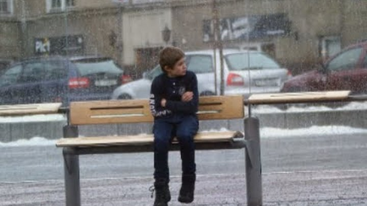Would You Help A Freezing Child? (Social Experiment)