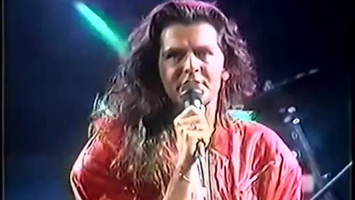 ★Thomas Anders - Just We Two (Mona Lisa) Chile 1988★