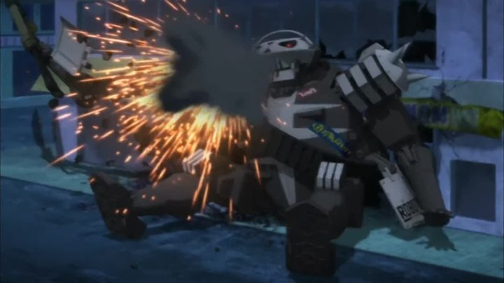 Full Metal Panic Invisible Victory 08 Vostfr