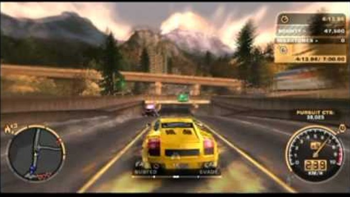 Need for Speed Most Wanted challenge 20