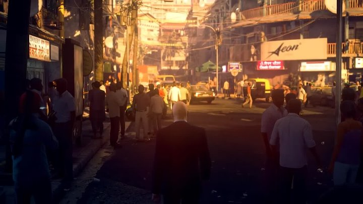 Hitman 2 – Live Action Launch Trailer ¦ PS4