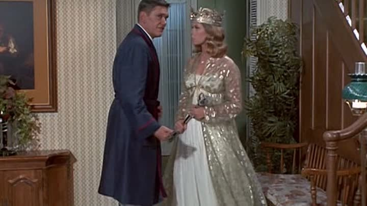 Bewitched S04E04 - Double, Double, Toil And Trouble