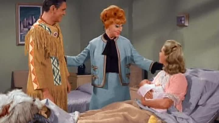 Bewitched S02E18 - And Then There Were Three