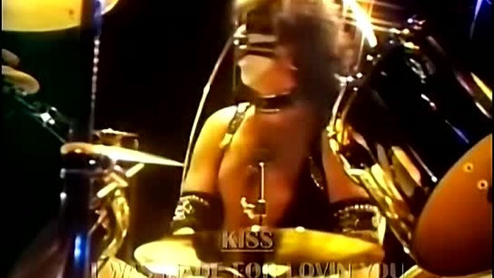 KISS - I Was Made For Lovin' You [Official Music Video]