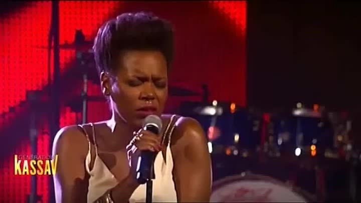 China Moses - I Just Wanna Make Love To You (Live On Generation Kassav - BBC France TV 2013)