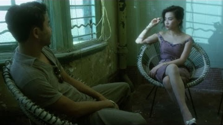 Movie Trailer: Days of Being Wild [Hong Kong Crime Drama by Wong Kar-wai]