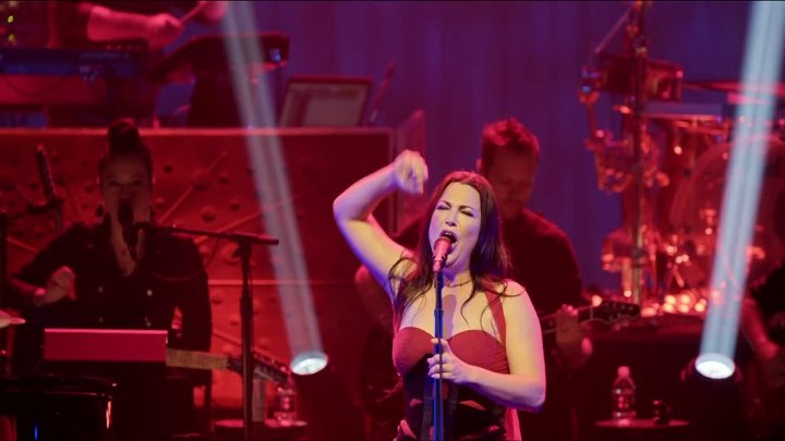 EVANESCENCE «SYNTHESIS LIVE» часть I