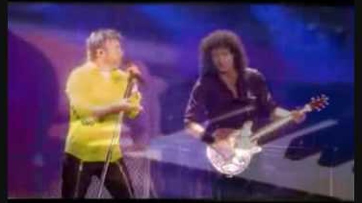 Queen + Paul Rodgers - Runaway (Crime Story)