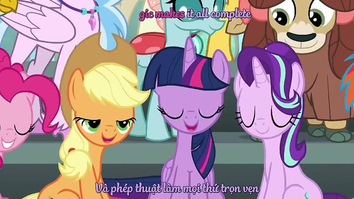 MLP SS8 Ep 24 - Father Knows Beast