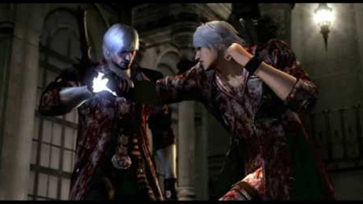 Devil May Cry 4 - Stand Up