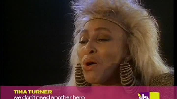 Tina Turner - We Don't Need another Hero (Mad Max 3 Beyond the)
