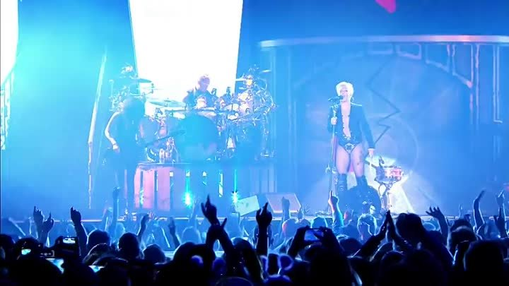 P!nk - The Truth About Love Tour_ Live from Melbourne Trailer.mp4
