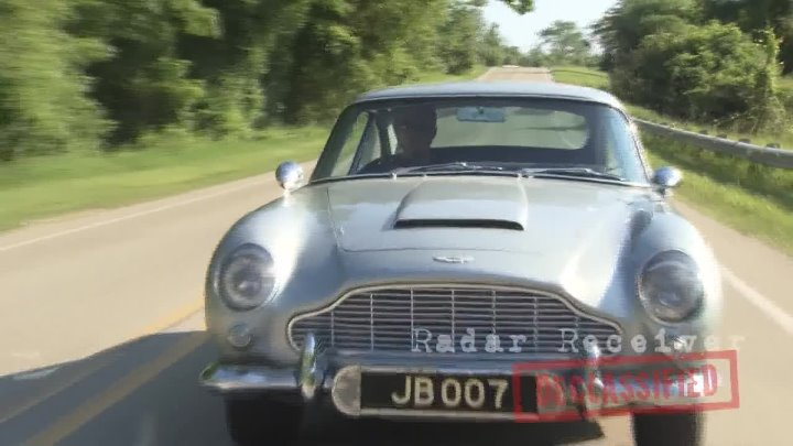 1964 Aston Martin DB5 Real James Bond Film Car