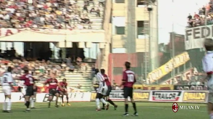 Oliver Bierhoff's Best Header Goals for AC Milan