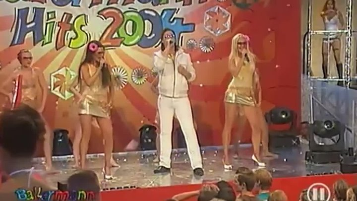 ☆ Gunther And The Sunshine Girls - Ding Dong Song (Ballermann Hits 2004) [720p] 60fps