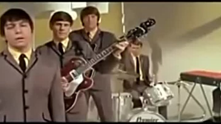 THE ANIMALS — House Of The Rising Sun «Дом восходящего солнца» 1964г
