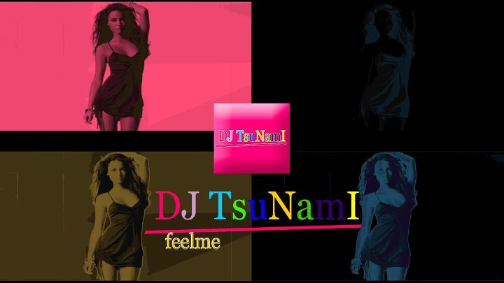 DJ TsuNamI _ Feelme. (mix 2018) audio official.
