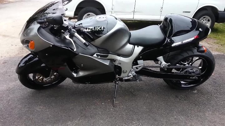 Busa 240 with maltese wheels