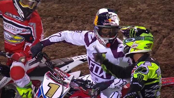 2016 Monster Energy Cup - OFFICIAL HIGHLIGHTS