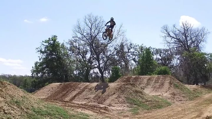 At Home With Chad Reed
