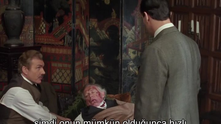 The Adventures Of Sherlock Holmes 2.Sezon 1.Bölüm Türkçe Altyazılı The Copper Beeches