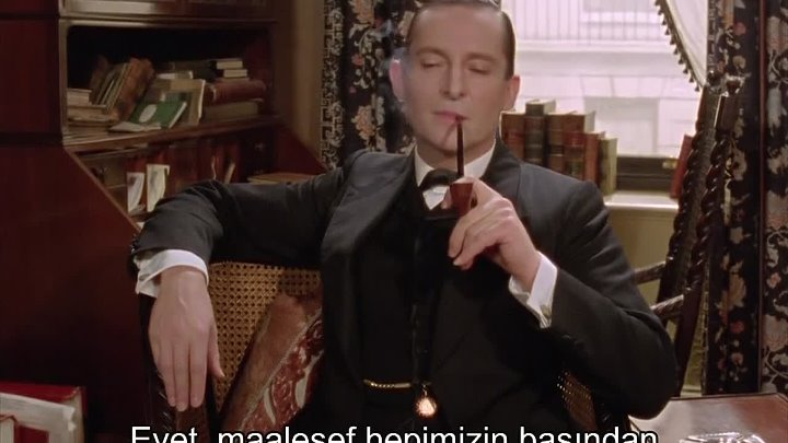 The Adventures Of Sherlock Holmes 2.Sezon 4.Bölüm Türkçe Altyazılı The Resident Patient
