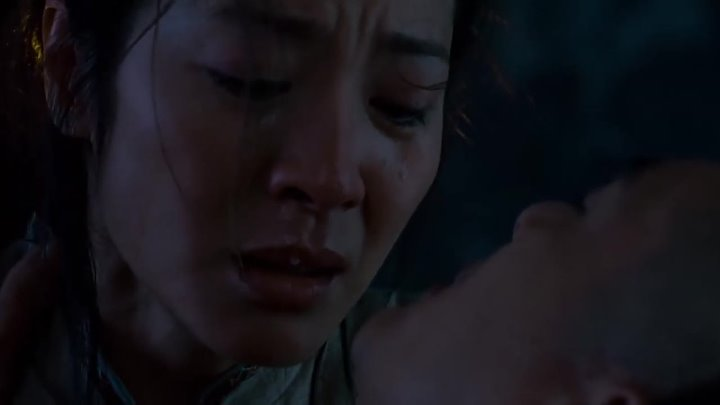 Numerous Small Passionate Kisses Before Death ( Crouching Tiger, Hidden Dragon )