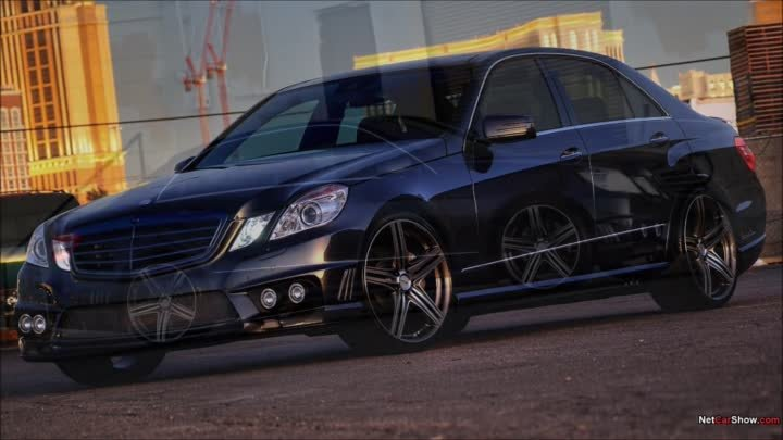 2012 Wald Mercedes Benz E Class W212 Black Bison HD