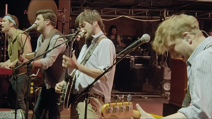 Mumford And Sons - The Road To Red Rocks (2013)
