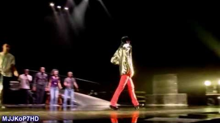 Michael Jackson - This Is It - Wanna Be Startin' Somethin High Definition HD Best Quality