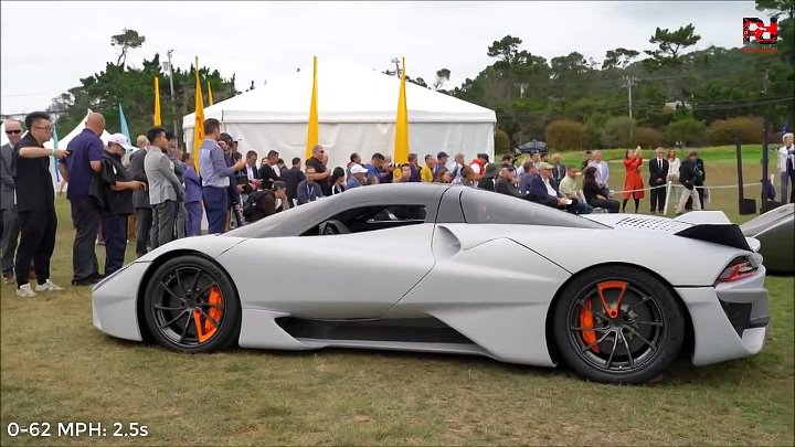 10 Newest UPCOMING SUPERCARS 2019-2020