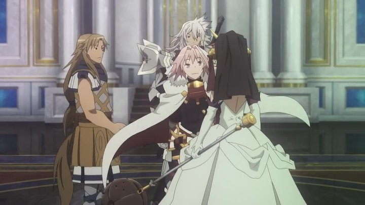 Аниме: Fate/Apocrypha Музыка: Rey Jessel - What she's got (the penis song)