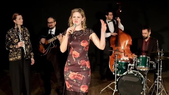 Mambo Italiano - Hetty and the Jazzato Band Tyoma Tyomka