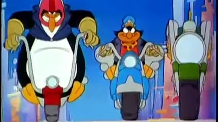 Avenger Penguins (1993) - Intro (Opening)