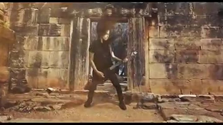 RIOT V - Heart Of A Lion (OFFICIAL VIDEO) (Power Metal)