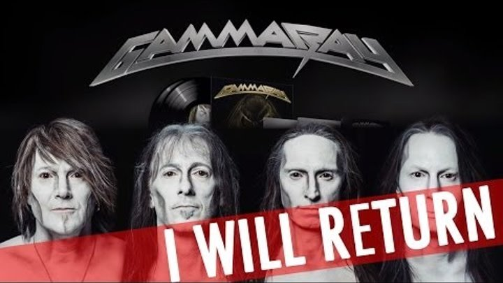 Gamma Ray 'Empire Of The Undead' Song 10 'I Will Return'