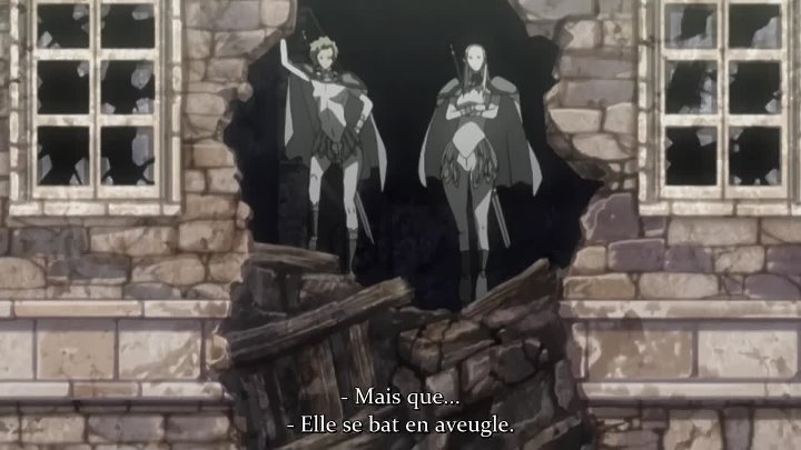 [Vostfr-Anime.com] Claymore Ep 07 VOSTFR HD