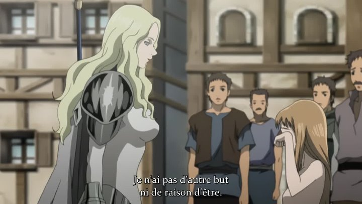 [Vostfr-Anime.com] Claymore Ep 06 VOSTFR HD