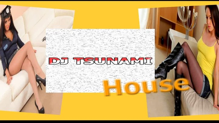 DJ TSUNAMI _ House. (2018) audio official