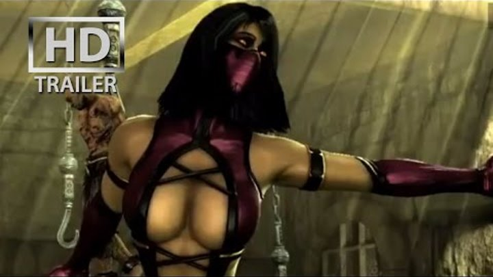 Mortal Kombat 9 - Mileena | story trailer [HD] OFFICIAL Trailer MK9 (2011)