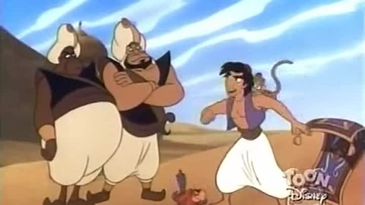 ALADDIN the series S1E1 Welcome to the movies and television Welcome to the magic of Disney and family entertainment
