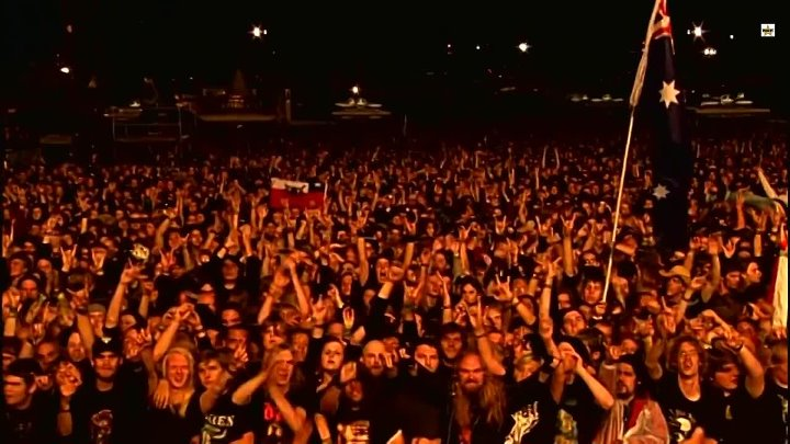 Heaven & Hell - Falling Off The Edge Of The World • (Live At Wacken 2009)