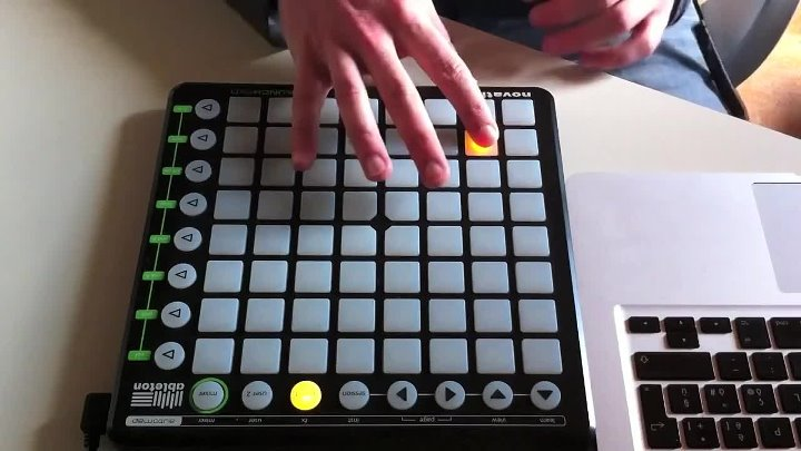 DJ Tech Tools - Midi Fighter Ableton Contest (by Riccardo Betti)