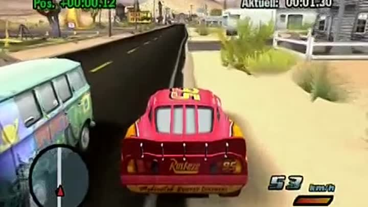 lets play disney cars part 5