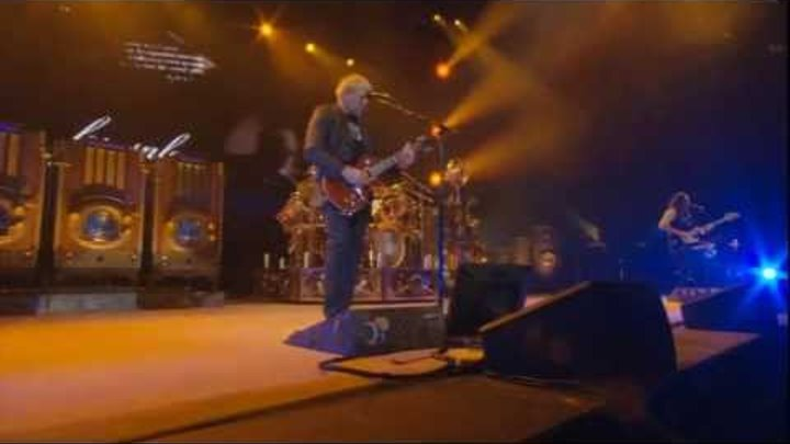 Rush - BU2B (Live from Time Machine Tour 2011) HQ