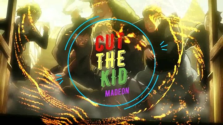 Аниме: Shingeki no Kyojin Музыка: Madeon - Cut The Kid.