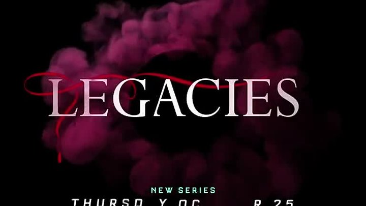 """Legacies (The CW) """"Lots of Territory"""" Promo HD - The Originals spinoff"""