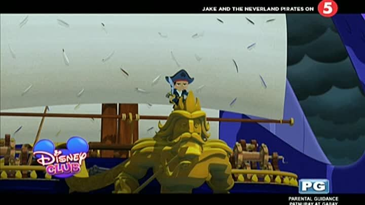 Jake and the Neverland Pirates - Season 3 Episode 34 - Captain Jake and the Never Land Pirates: The Great Never Sea Conquest! Part 2 (Tagalog)