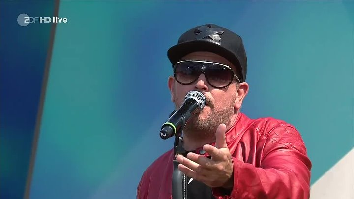 East 17 - Stay Another Day (ZDF-Fernsehgarten - 2018-08-12)